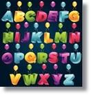 文字フォントをどれくらい持っていますか?